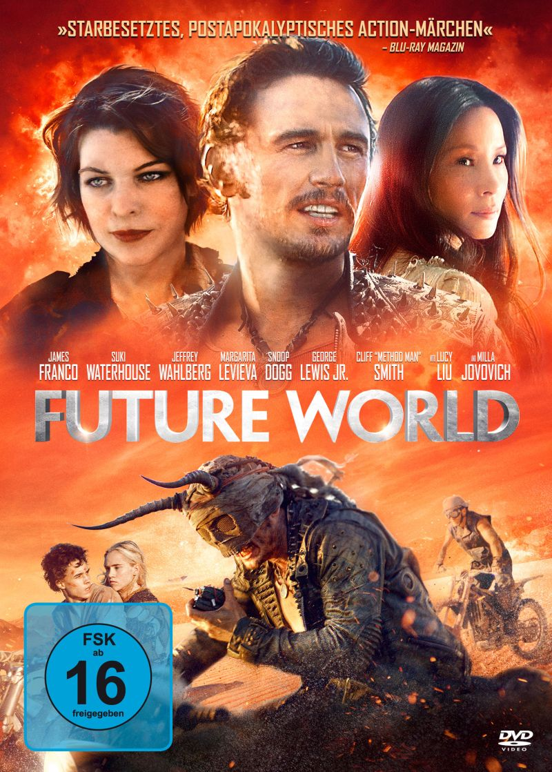 Future World | © Sony Pictures Home Entertainment Inc.
