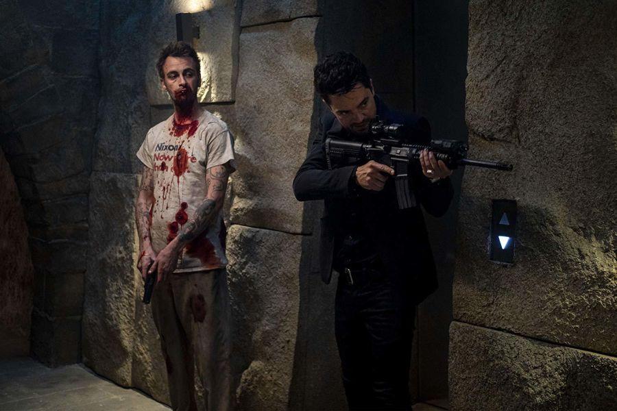 Szenenbild aus Preacher | © AMC