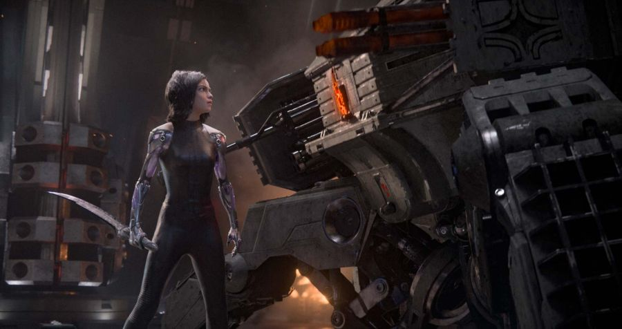 Szenenbild aus Alita: Battle Angel   © Twentieth Century Fox