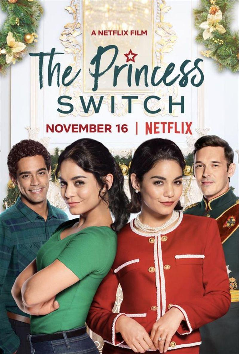 Prinzessinnentausch | © Netflix