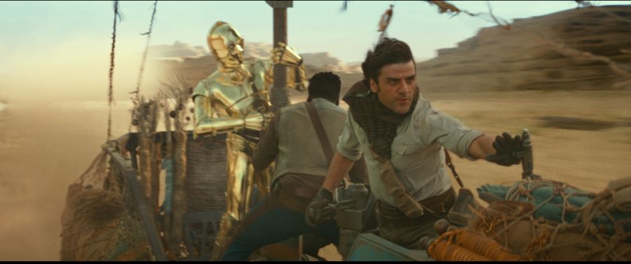 Szenenbild aus Star Wars: Episode IX - Der Aufstieg Skywalkers | © Walt Disney