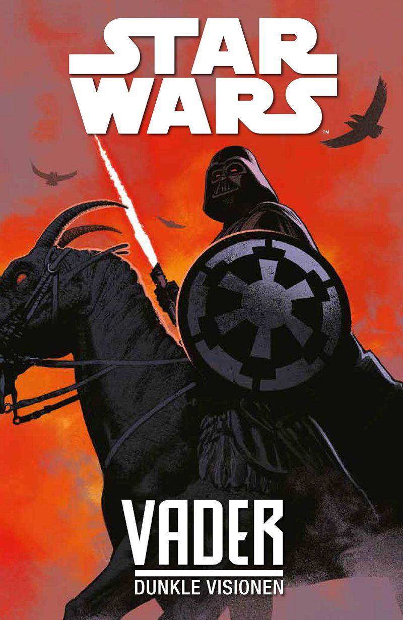 Star Wars: Vader - Dunkle Visionen | © Panini