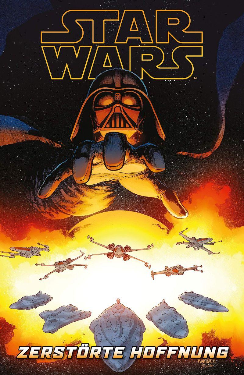 Star Wars: Zerstörte Hoffnung | © Panini