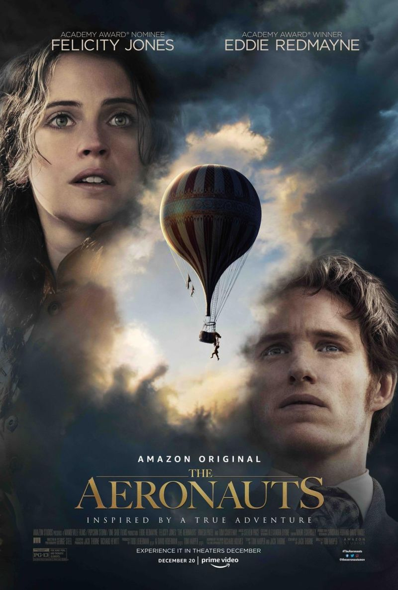 The Aeronauts | © Amazon Studios