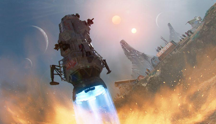 Szenenbild aus The Expanse | © Amazon Studios