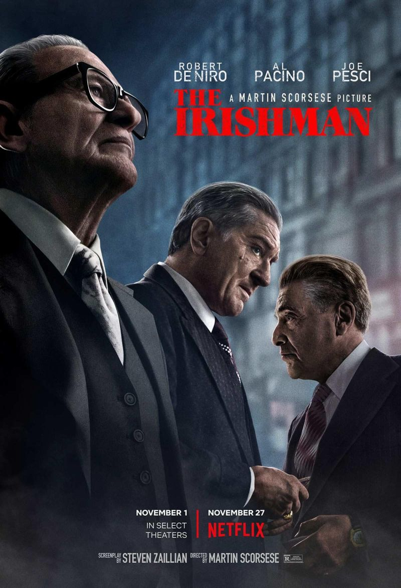 The Irishman | © Netflix