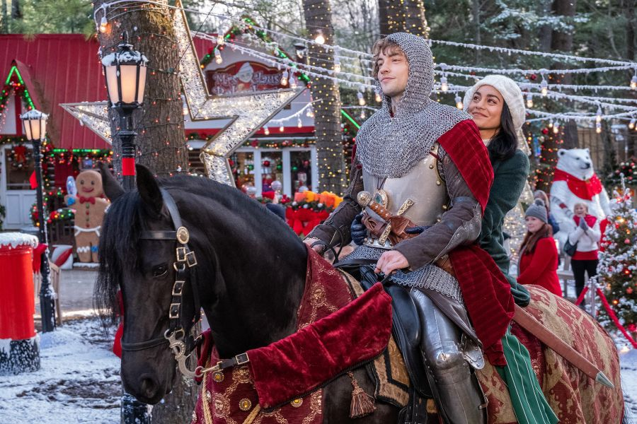 Szenenbild aus The Knight Before Christmas | © Netflix