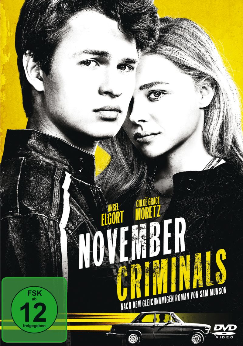 November Criminals | © Sony Pictures Home Entertainment Inc.
