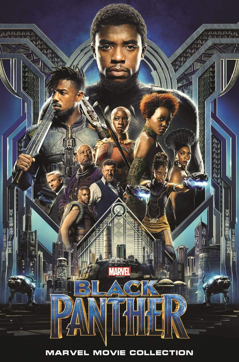 Marvel Movie Collection: Black Panther | © Panini