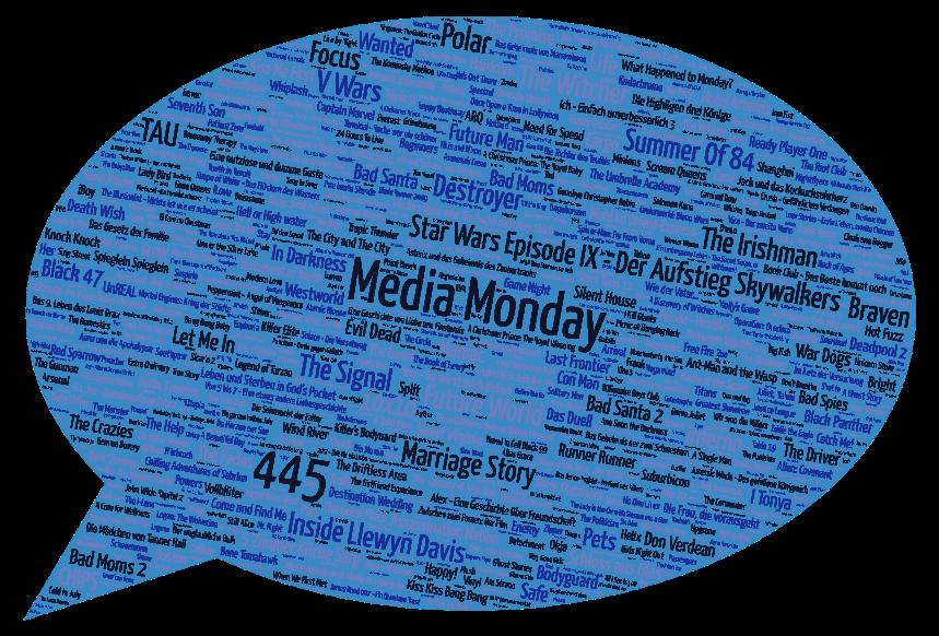 Media Monday #445