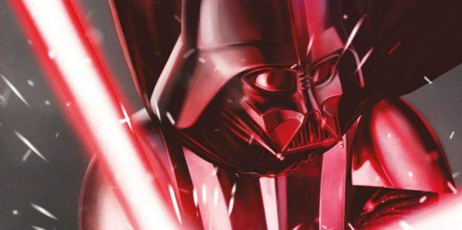 Star Wars: Darth Vader: Vaders Festung   © Panini