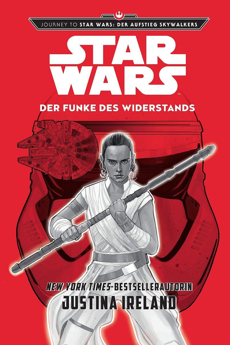 Star Wars: Der Funke des Widerstands von Justina Ireland | © Panini