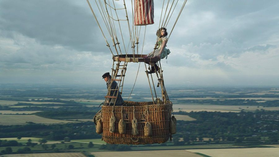 Szenenbild aus The Aeronauts | © Amazon Studios