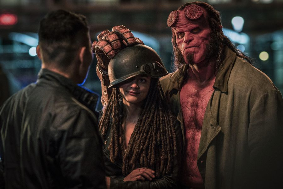 Szenenbild aus Hellboy - Call of Darkness | © Universum Film