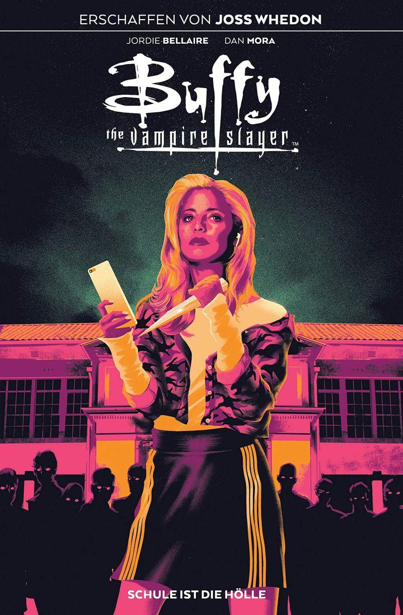 Buffy The Vampire Slayer 1: Schule ist die Hölle | © Panini