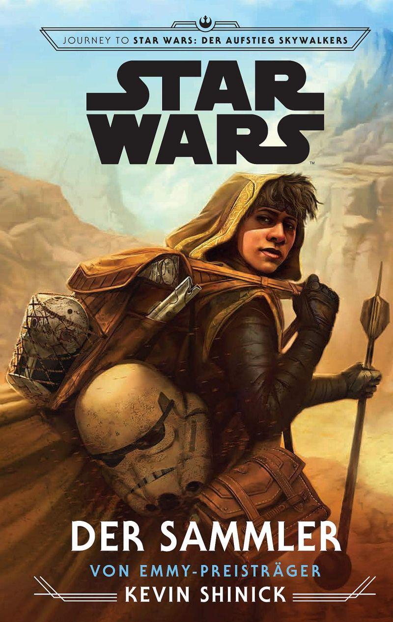 Star Wars: Der Sammler von Kevin Shinick | © Panini