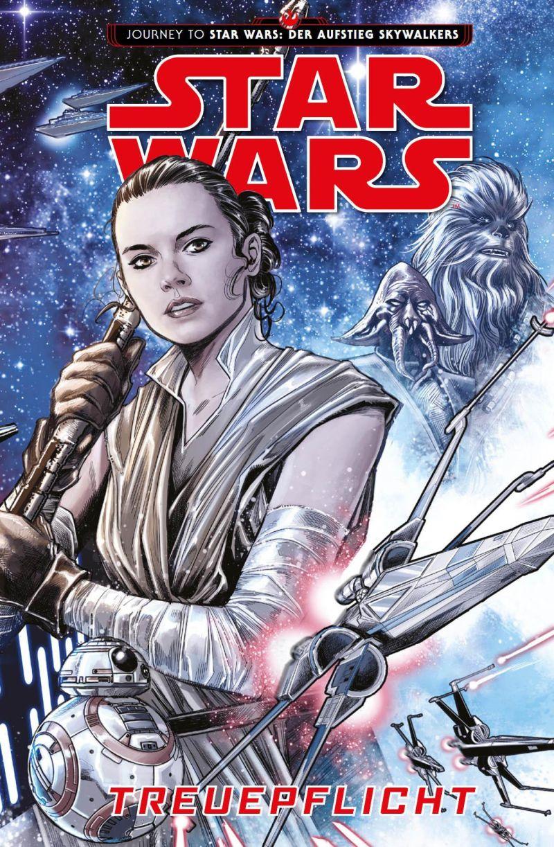Star Wars: Treuepflicht | © Panini
