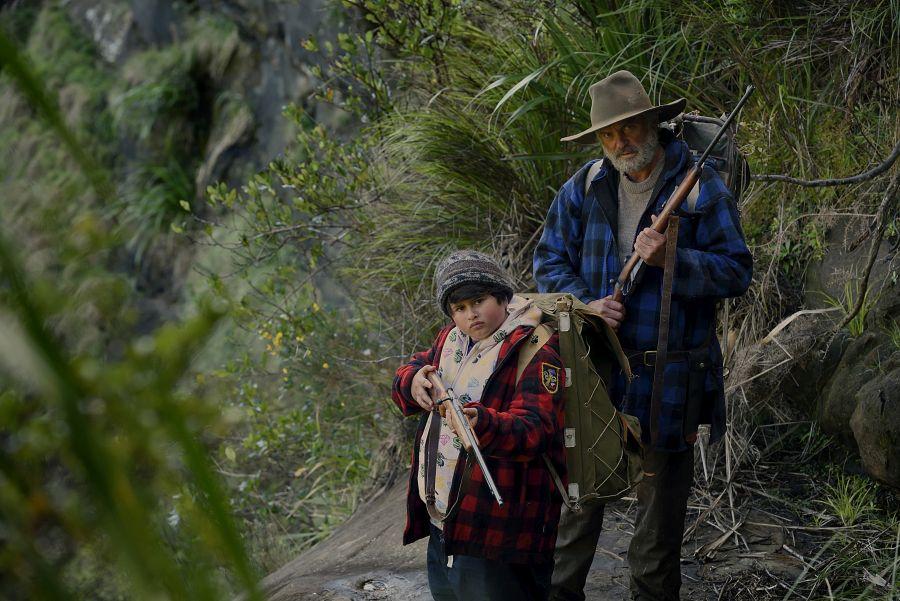 Szenenbild aus Wo die wilden Menschen jagen | © Sony Pictures Home Entertainment Inc.