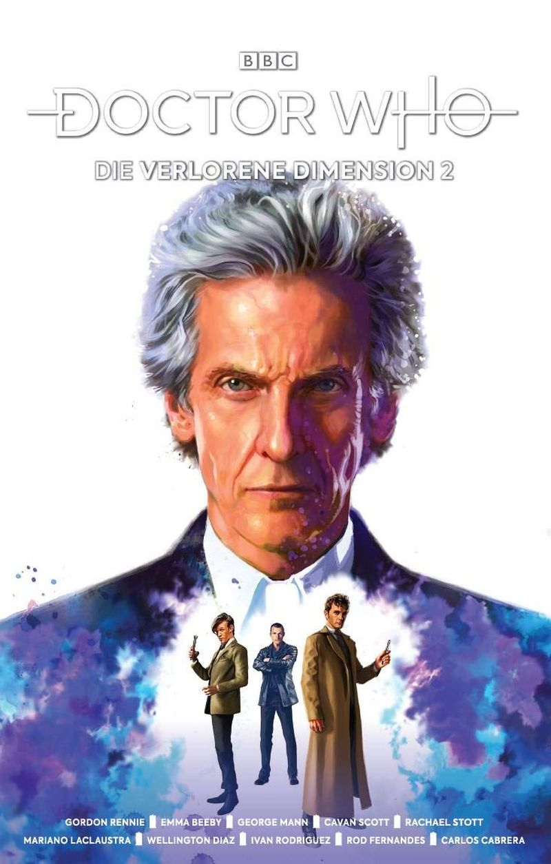 Doctor Who - Die verlorene Dimension 2 | © Panini
