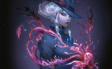 Mercy 1: Die Dame, die Kälte und der Teufel | © Panini