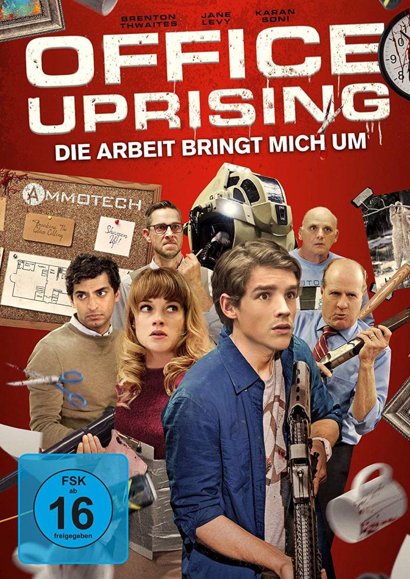 Office Uprising | © LEONINE
