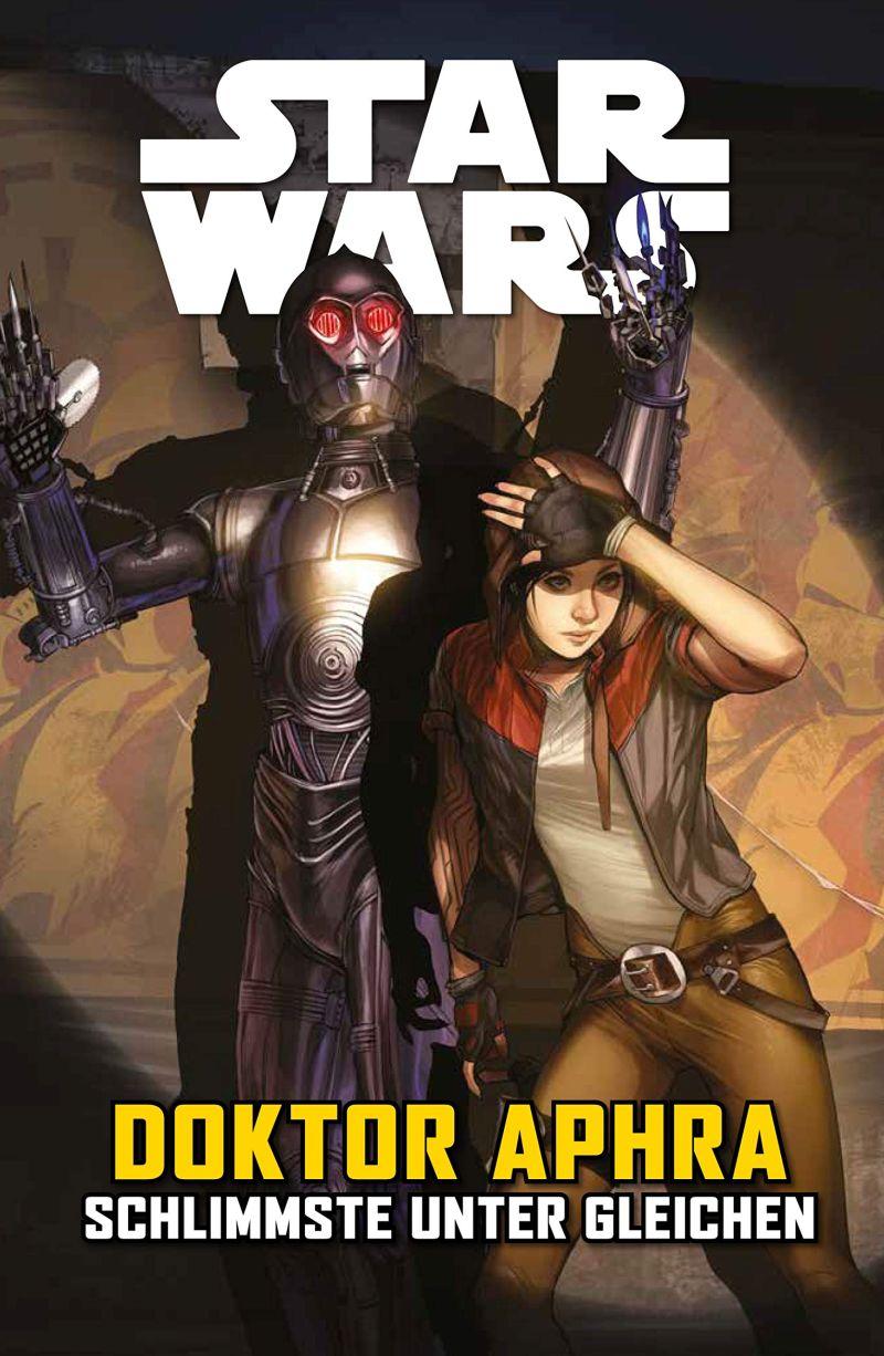 Star Wars: Doktor Aphra V: Schlimmste unter Gleichen | © Panini
