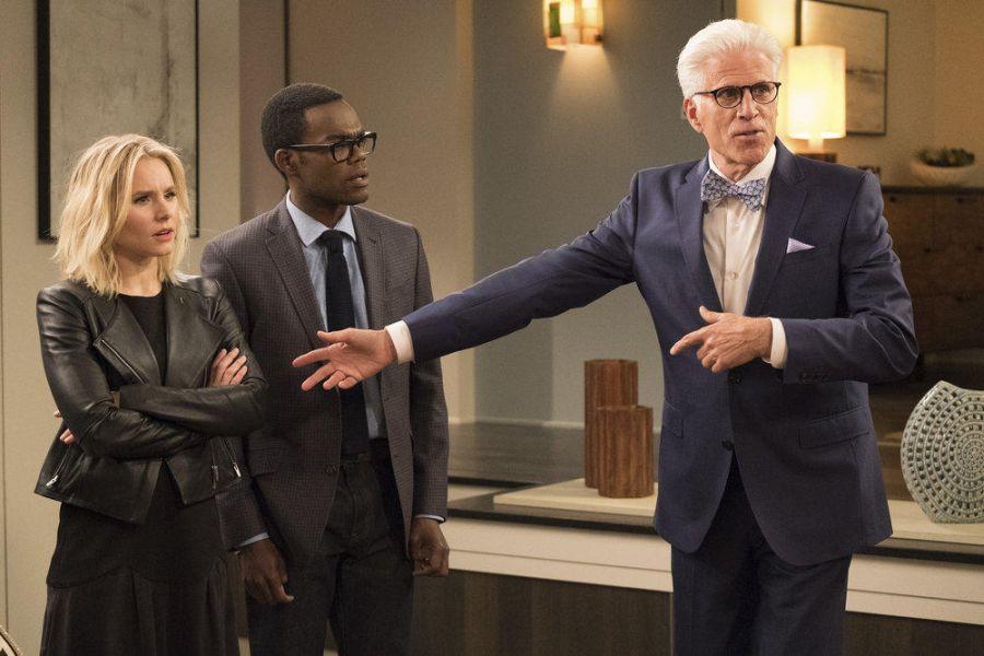 Szenenbild aus The Good Place | © NBC