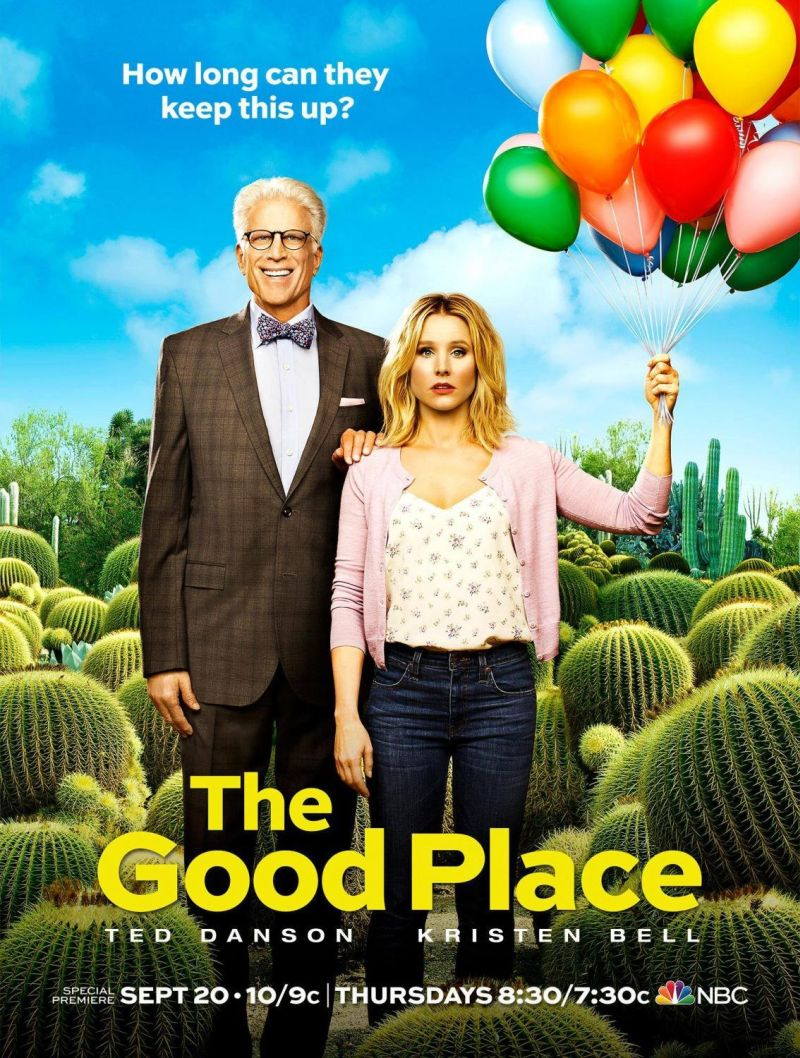 The Good Place Staffel 2