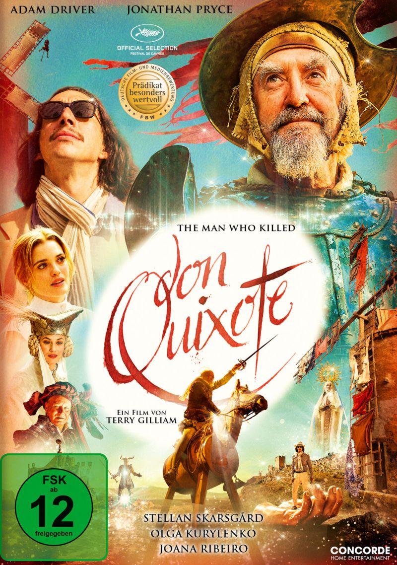 The Man Who Killed Don Quixote | © Concorde