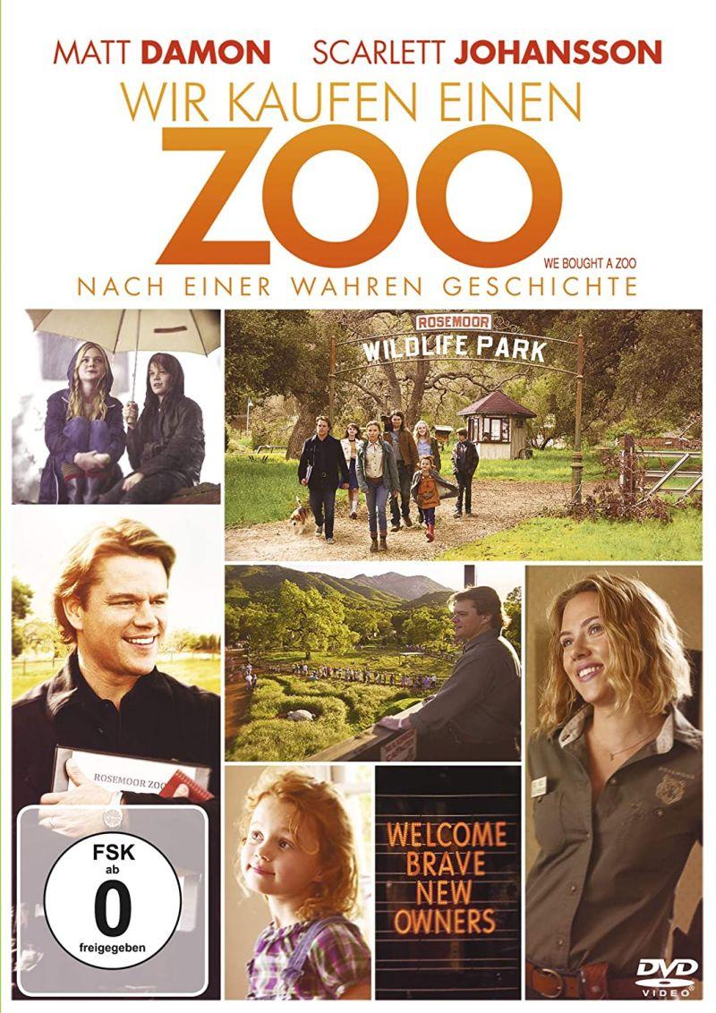Wir kaufen einen Zoo | © Twentieth Century Fox
