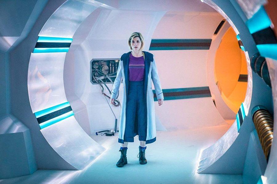 Szenenbild aus Doctor Who | © WVG Medien