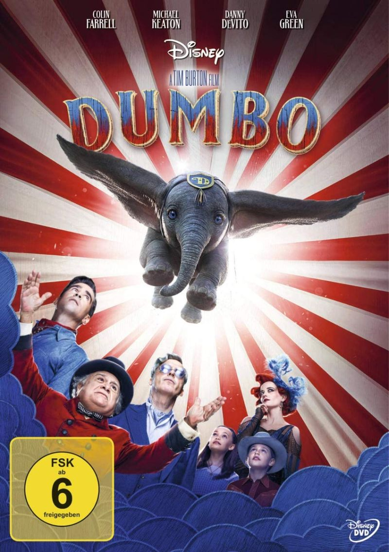 Dumbo | © Walt Disney