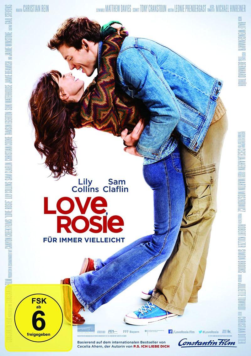 Love, Rosie - Für immer vielleicht | © Constantin