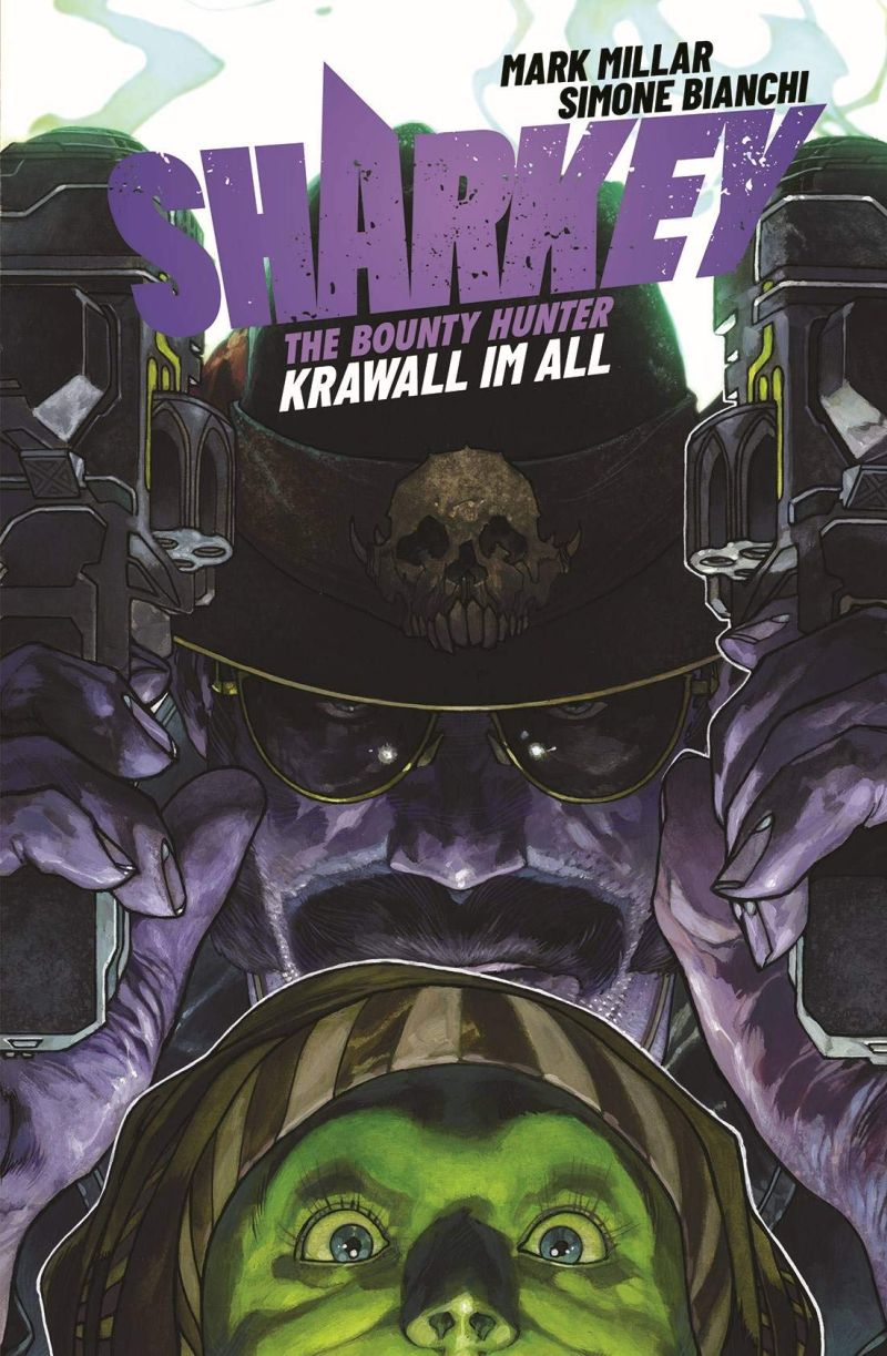 Sharkey the Bounty Hunter: Krawall im All | © Panini
