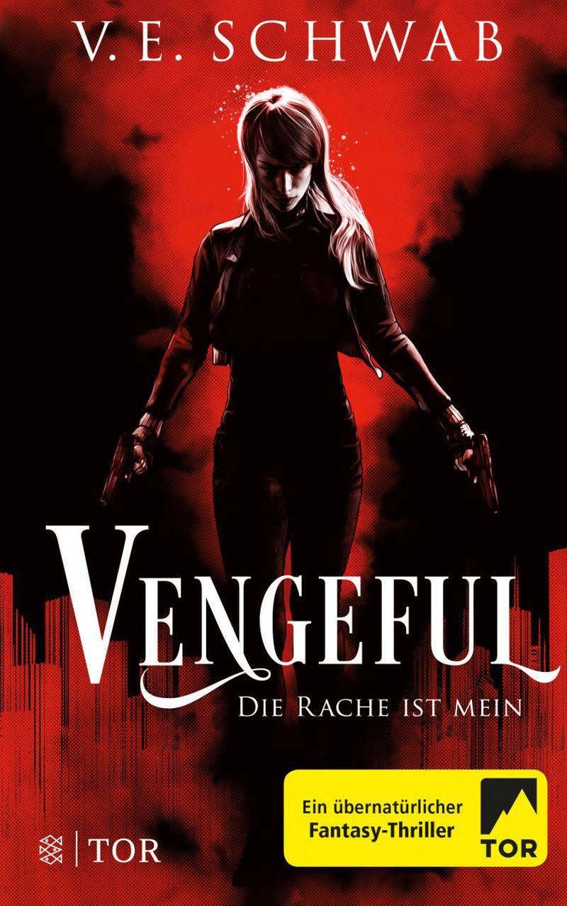 Vengeful - Die Rache ist mein von V. E. Schwab | © FISCHER Tor