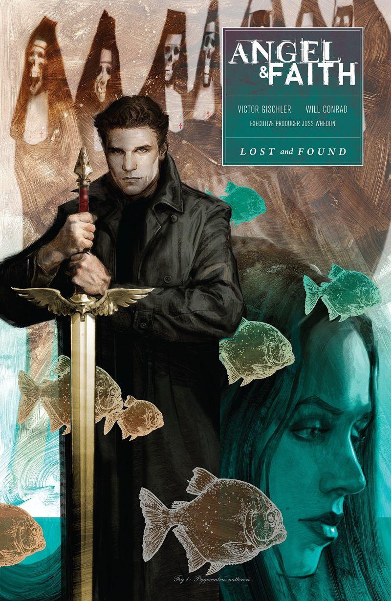 Angel & Faith Season Ten Vol. 2: Lost and Found | © Dark Horse Books