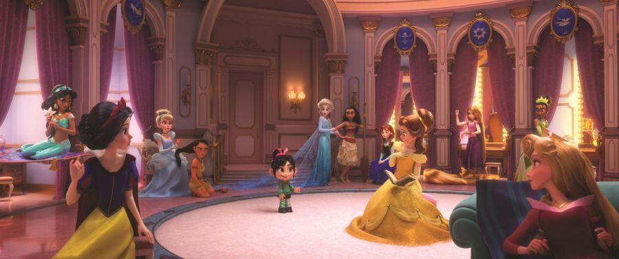 Szenenbild aus Chaos im Netz | © Walt Disney