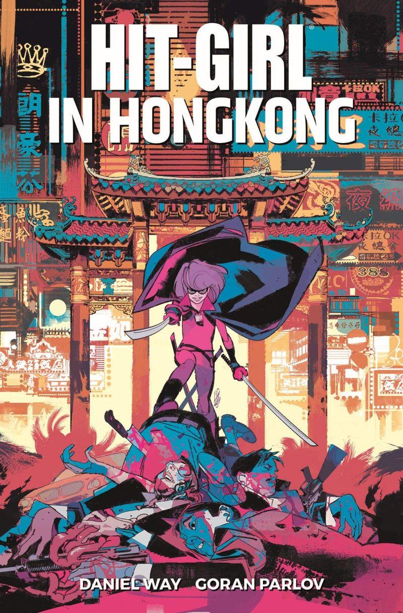 Hit-Girl in Hongkong | © Panini