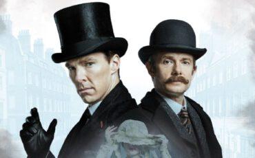 Sherlock: Die Braut des Grauens | © polyband