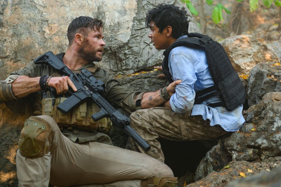 Szenenbild aus Tyler Rake: Extraction | © Netflix