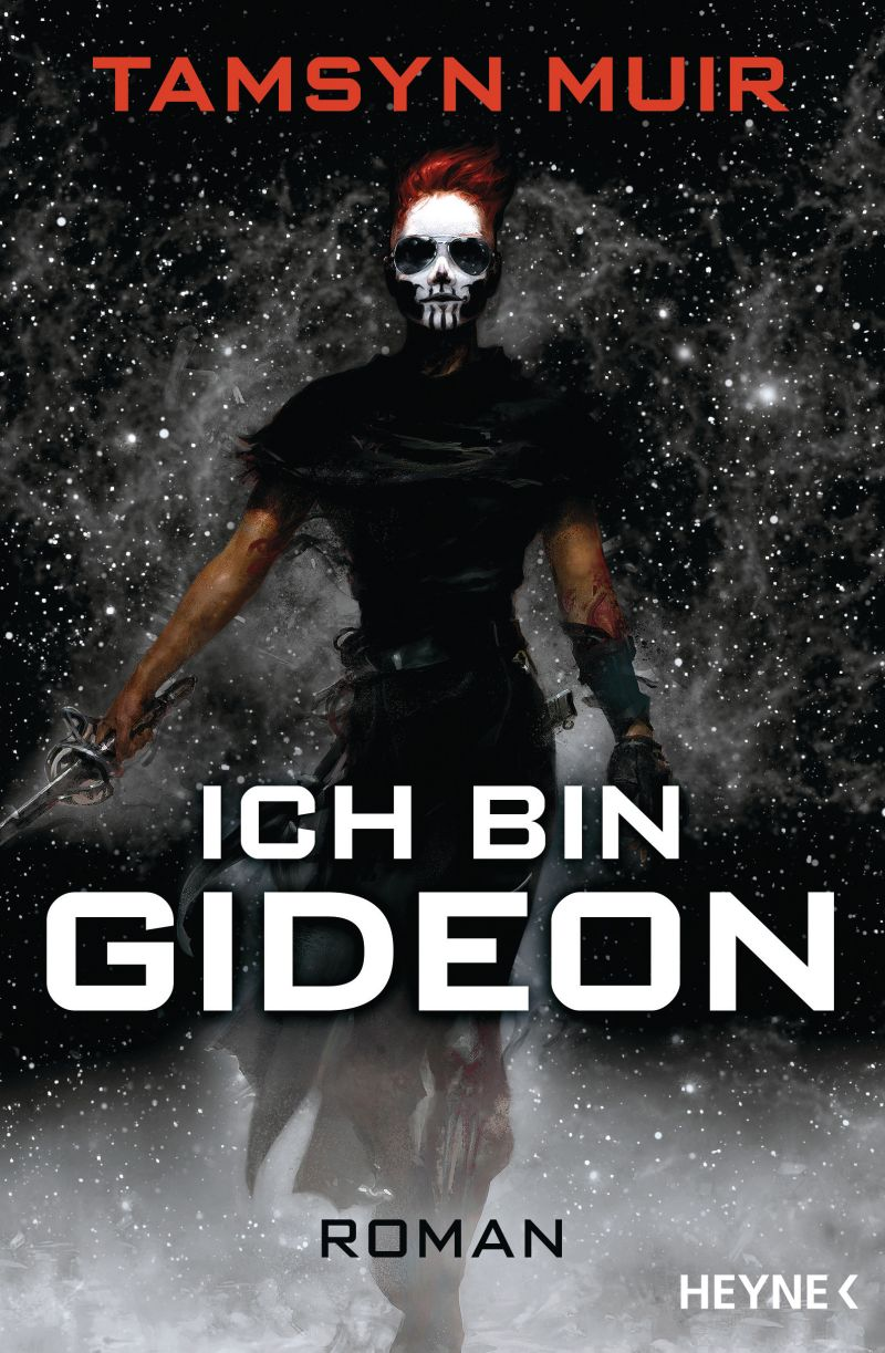 Ich bin Gideon von Tamsyn Muir | © Heyne
