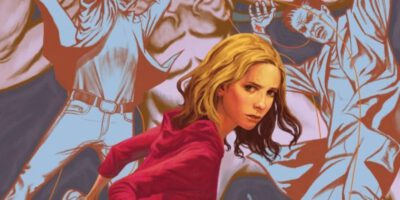 Buffy The Vampire Slayer, Staffel 10, Band 4: Alte Dämonen | © Panini