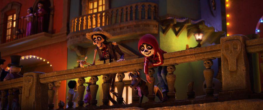 Szenenbild aus Coco - Lebendiger als das Leben | © Walt Disney