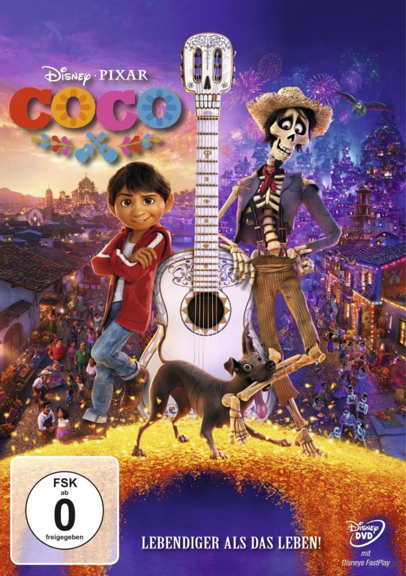 Coco - Lebendiger als das Leben | © Walt Disney