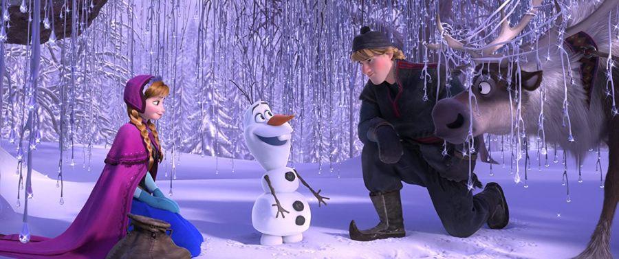 Szenenbild aus Die Eiskönigin - Völlig unverfroren   © Walt Disney
