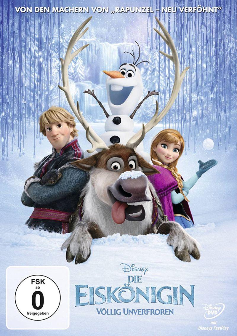 Die Eiskönigin - Völlig unverfroren   © Walt Disney