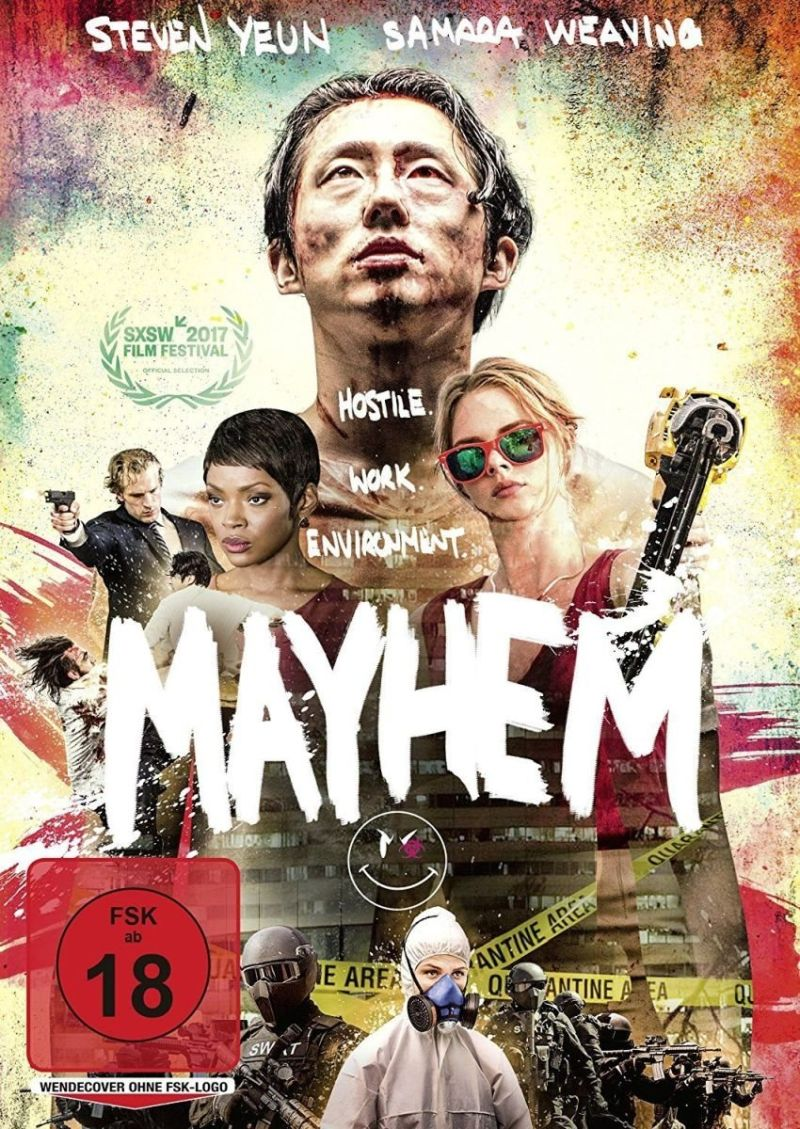 Mayhem | © Studio Hamburg Enterprises