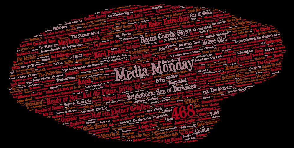 Media Monday #468