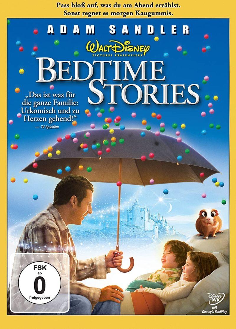 Bedtime Stories | © Walt Disney