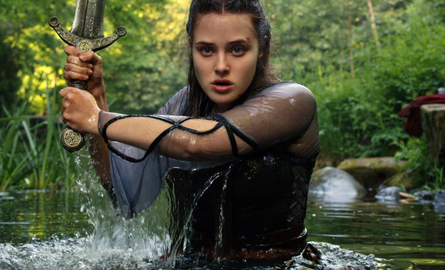 Szenenbild aus Cursed - Die Auserwählte | © Netflix